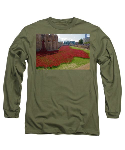 The Bloody Tower Long Sleeve T-Shirt