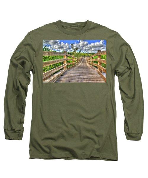 The Boardwalk Long Sleeve T-Shirt
