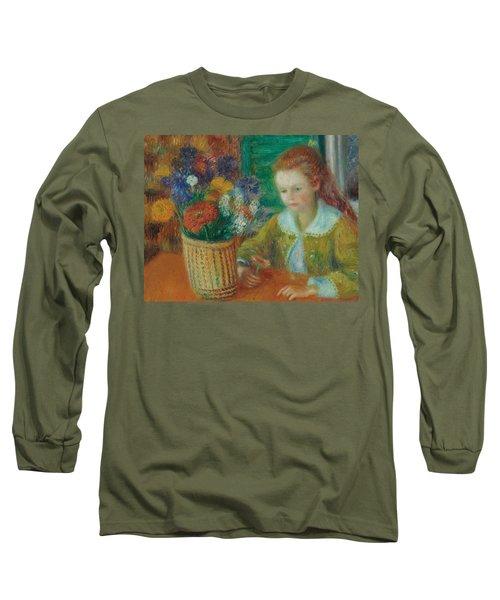 The Breakfast Porch Long Sleeve T-Shirt
