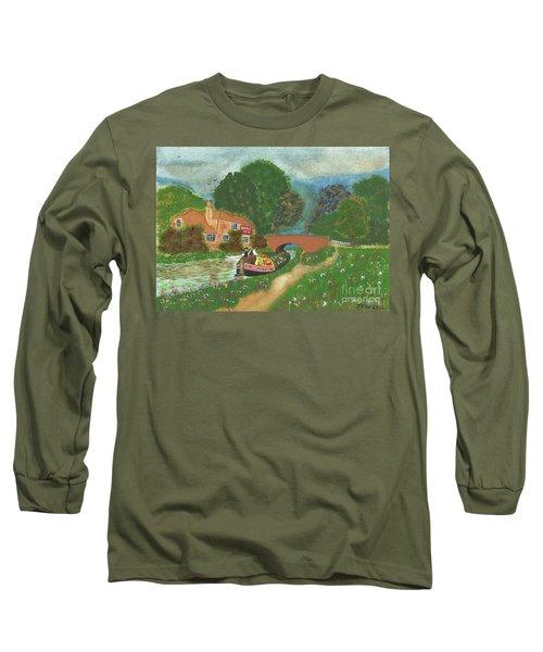 The Bridge Inn Long Sleeve T-Shirt
