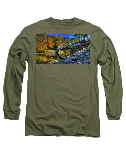 The Bridge Over Beaver Creek Long Sleeve T-Shirt