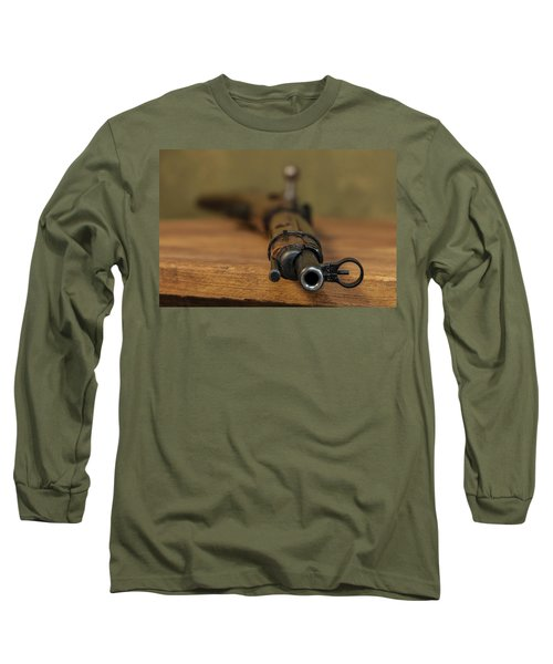The Business End Long Sleeve T-Shirt