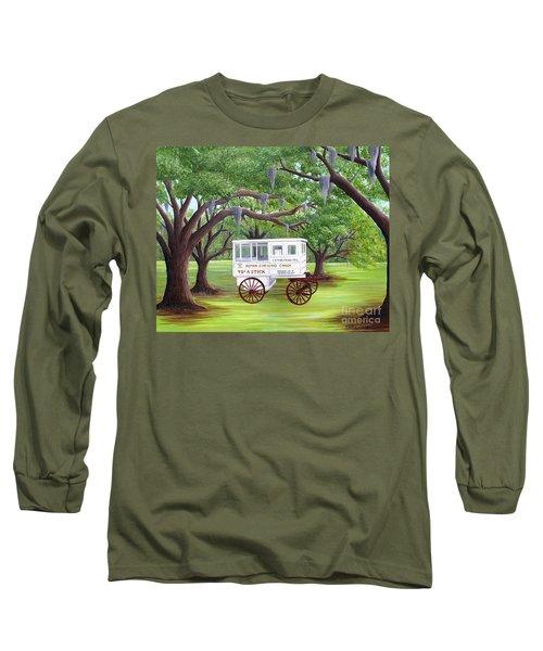 The Candy Cart Long Sleeve T-Shirt
