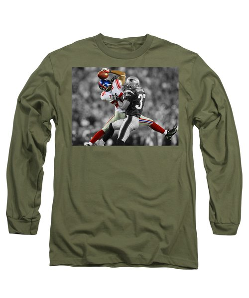The Catch Long Sleeve T-Shirt by Brian Reaves