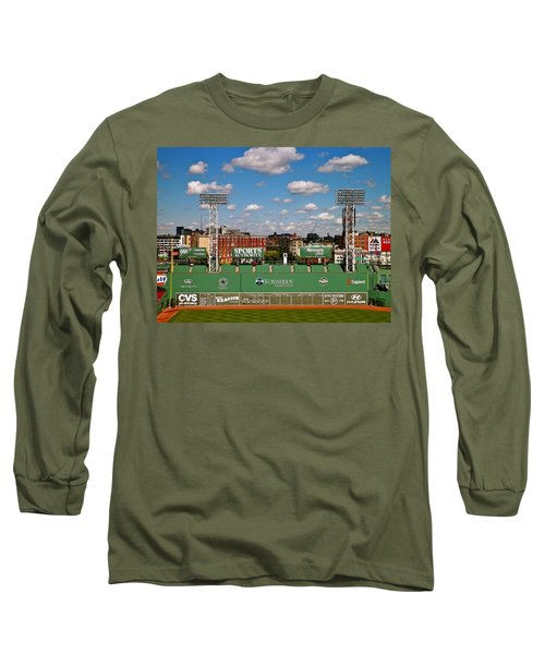 The Classic II Fenway Park Collection  Long Sleeve T-Shirt
