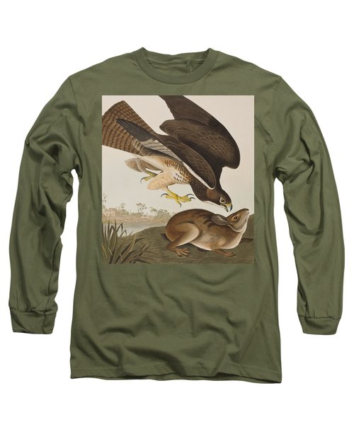 The Common Buzzard Long Sleeve T-Shirt