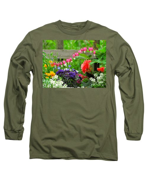 Long Sleeve T-Shirt featuring the photograph The Dance Of Spring by Sean Griffin
