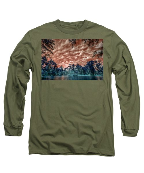 The Day After... Long Sleeve T-Shirt by Linda Unger