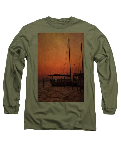 The Day Is Done Long Sleeve T-Shirt
