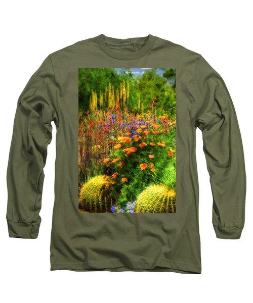 The Desert Abloom Long Sleeve T-Shirt