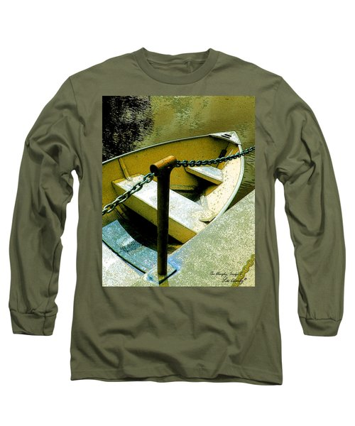The Dinghy Image C Long Sleeve T-Shirt