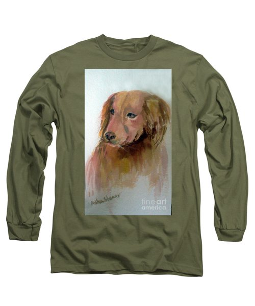 The Doggie Long Sleeve T-Shirt