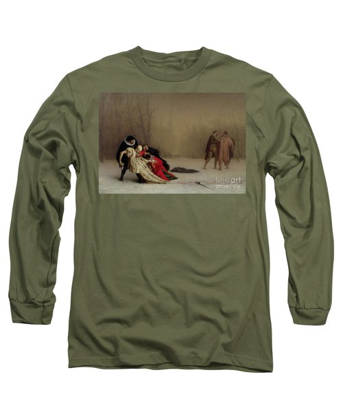 The Duel After The Masquerade Long Sleeve T-Shirt