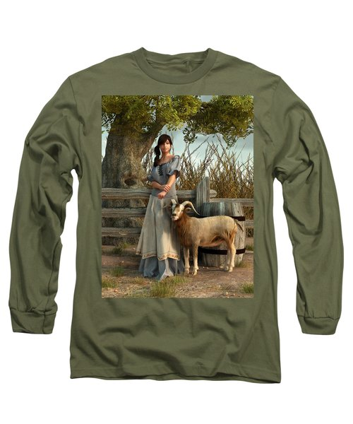 The Farmer's Daughter Long Sleeve T-Shirt