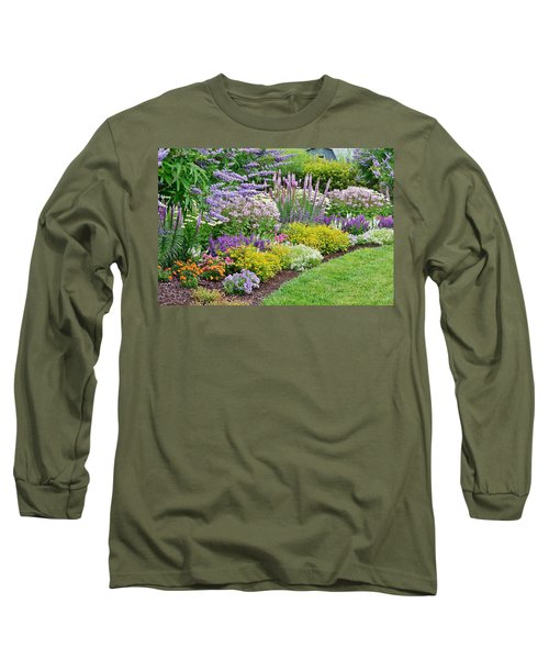 The Gardens Of Bethany Beach Long Sleeve T-Shirt