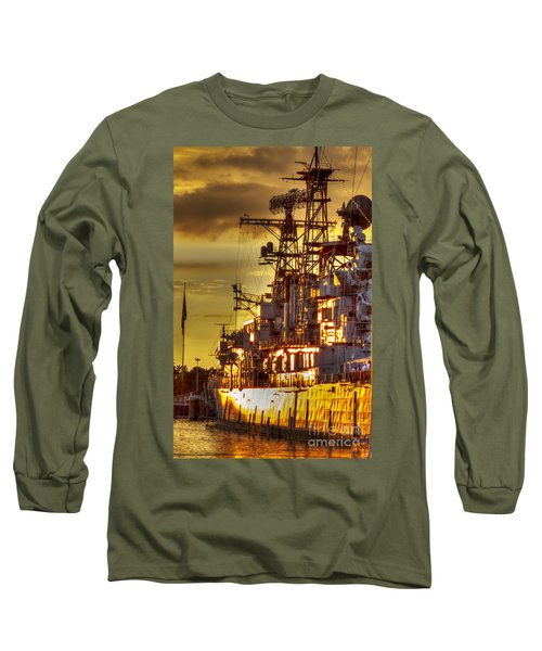 The Glory Days -  Uss Sullivans Long Sleeve T-Shirt