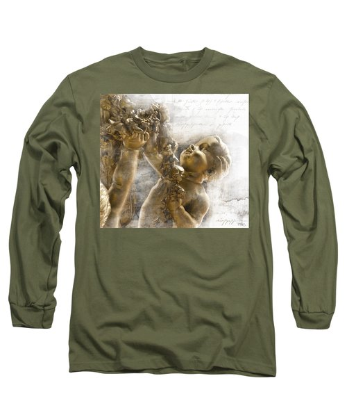 The Glory Of France Long Sleeve T-Shirt