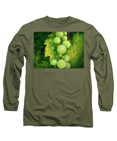 The Grapes Long Sleeve T-Shirt