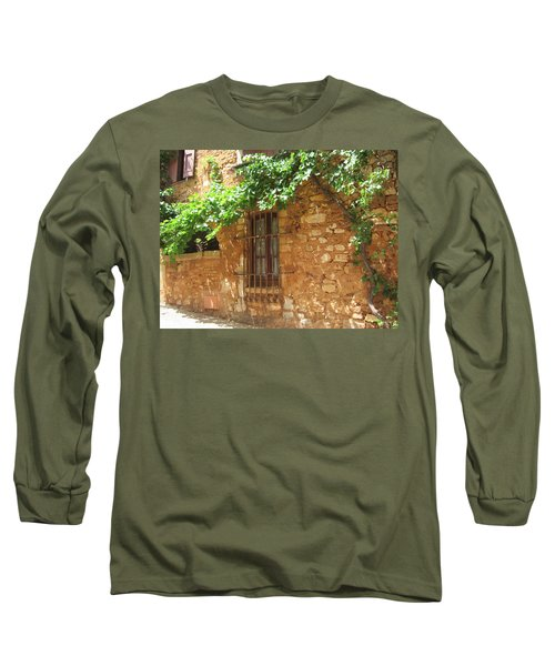 The Grapevine Long Sleeve T-Shirt