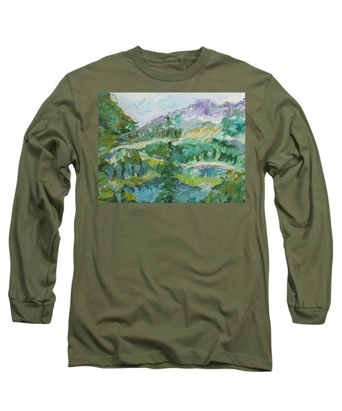 The Great Land Long Sleeve T-Shirt
