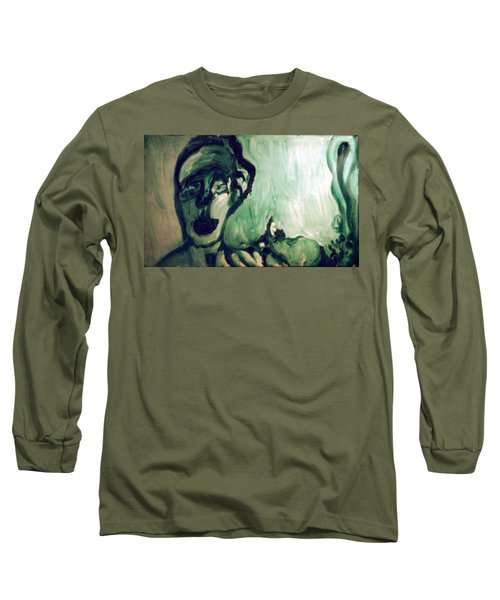 The Green Queen Long Sleeve T-Shirt
