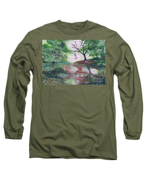 The Hanging Tree  Long Sleeve T-Shirt