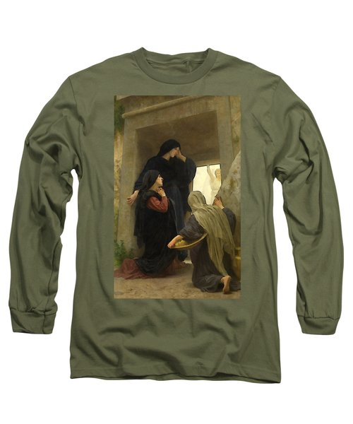 The Holy Women At The Tomb Long Sleeve T-Shirt