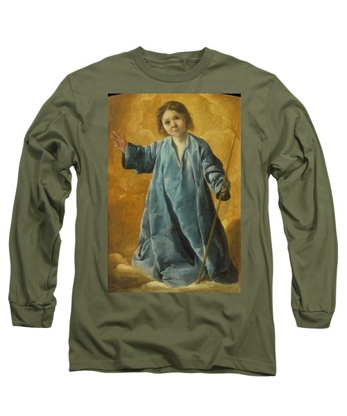 The Infant Christ Long Sleeve T-Shirt