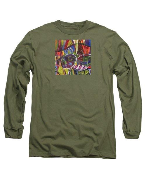 The Joy Of Design X Long Sleeve T-Shirt