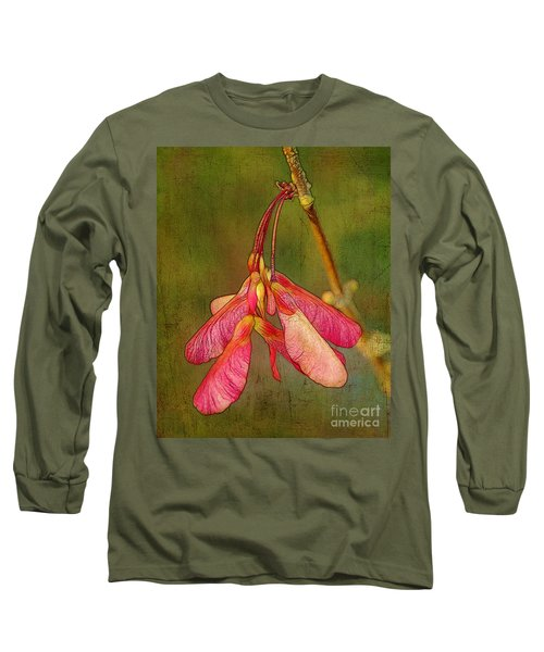The Keys To Springtime Long Sleeve T-Shirt