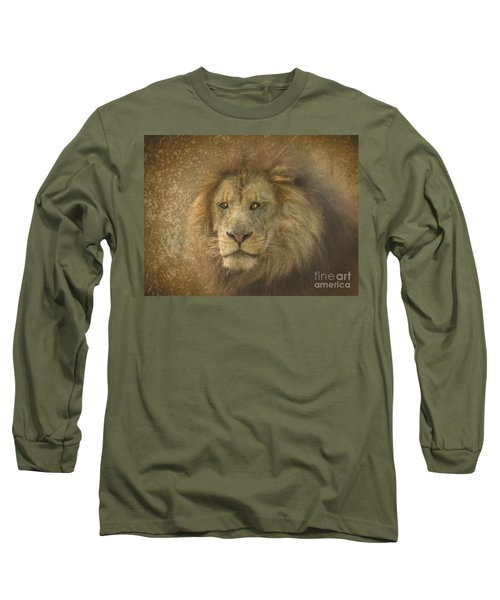 King Of The Jungle Long Sleeve T-Shirt