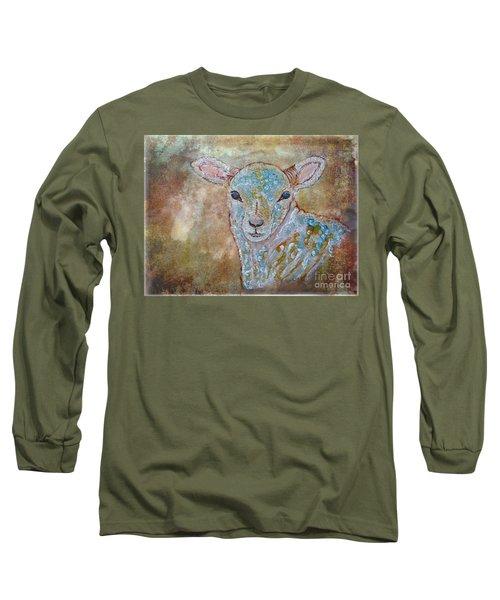 the Lamb Long Sleeve T-Shirt