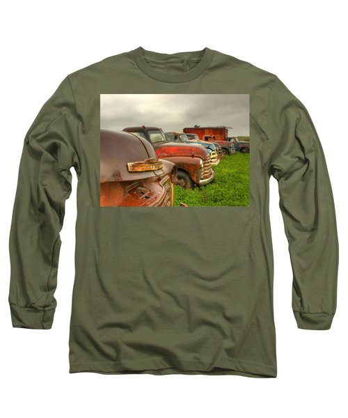 The Line Up 1 Long Sleeve T-Shirt