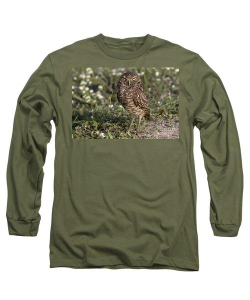 The Look Long Sleeve T-Shirt