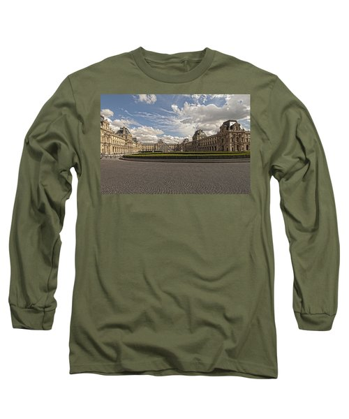 The Louvre Long Sleeve T-Shirt