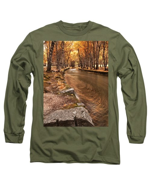 The Magic Of Fall Long Sleeve T-Shirt
