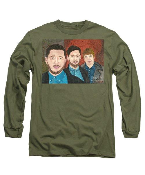 The Mantells Long Sleeve T-Shirt