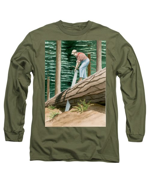 The Misery Whip Long Sleeve T-Shirt