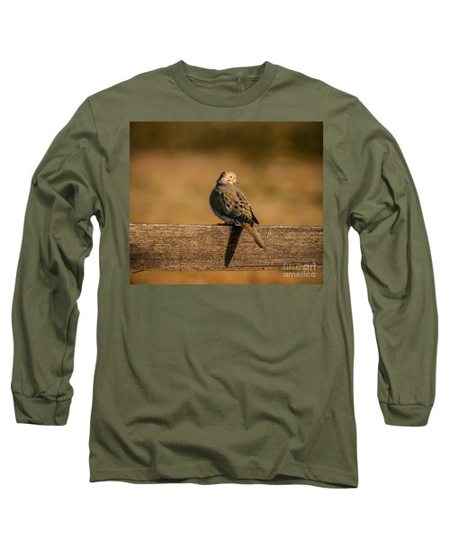 The Morning Dove Long Sleeve T-Shirt