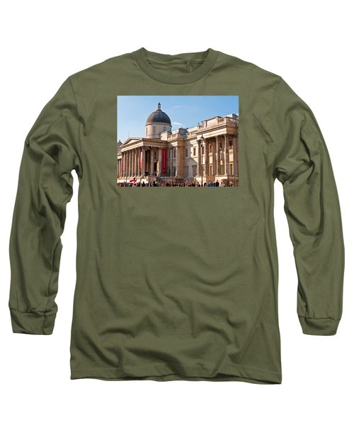 The National Gallery London Long Sleeve T-Shirt