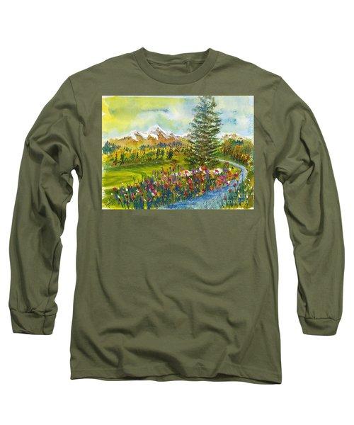 The Ninth Hole Long Sleeve T-Shirt