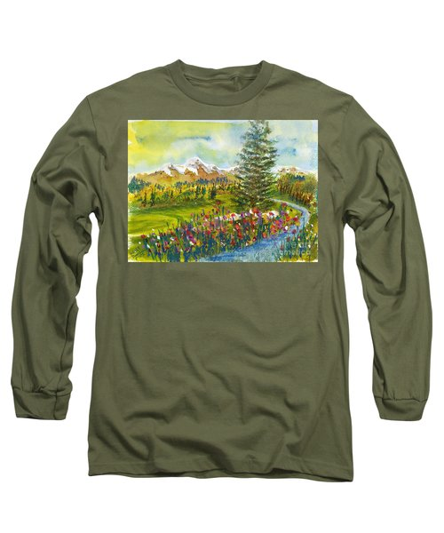 The Ninth Hole Long Sleeve T-Shirt