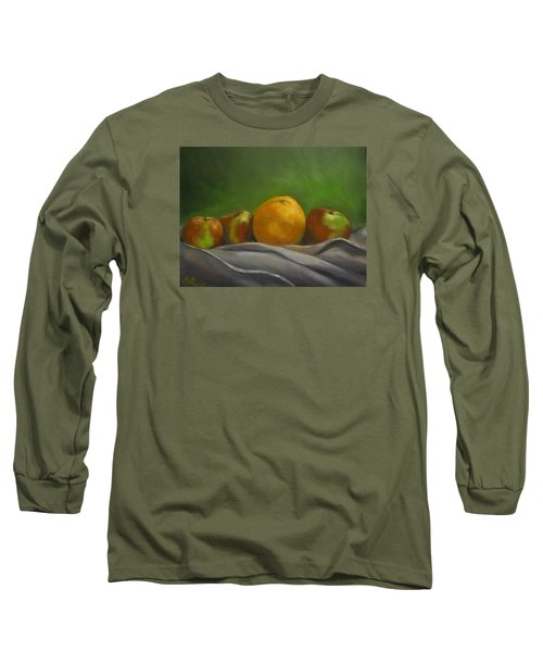 The Orange Long Sleeve T-Shirt