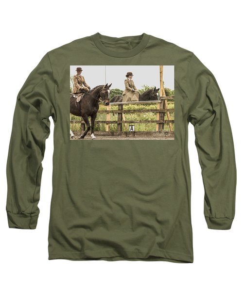 The Other Side Of The Saddle Long Sleeve T-Shirt