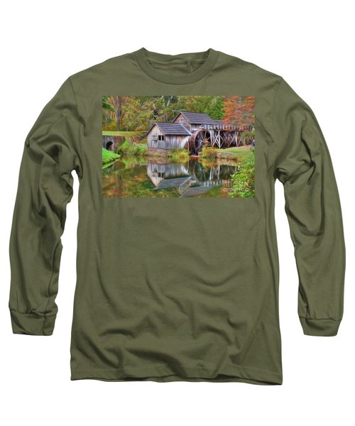 The Painted Mill Long Sleeve T-Shirt