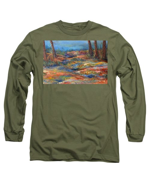 The Path 1 Long Sleeve T-Shirt