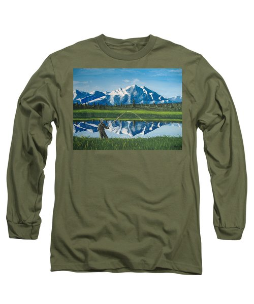 The Perfect Cast Long Sleeve T-Shirt