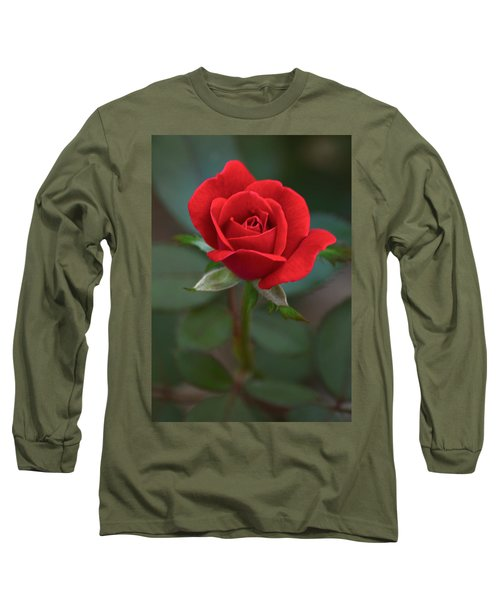 The Perfect Rose Long Sleeve T-Shirt