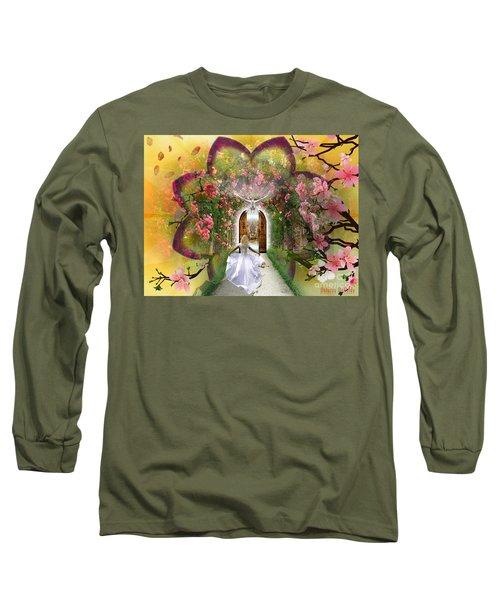The Presence  Long Sleeve T-Shirt