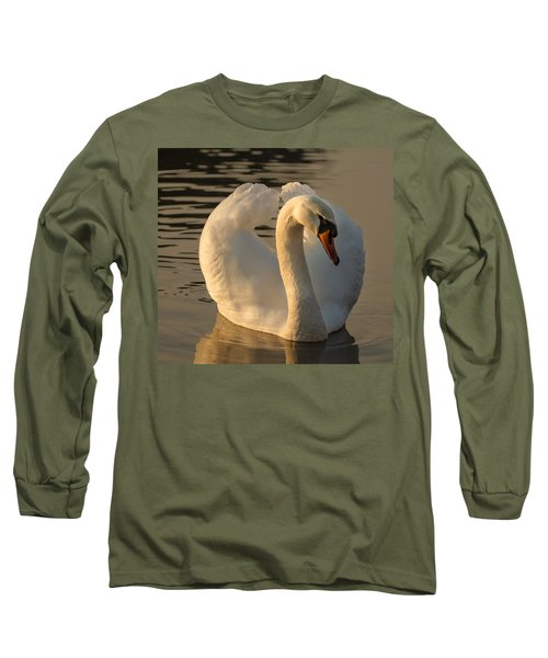 Long Sleeve T-Shirt featuring the photograph The Pure In Heart by Rose-Maries Pictures